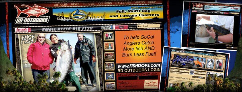 Amazing Information for fishermen worldwide