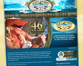 Key West Fishing Touranment Website