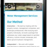 Landscape Water Mobile Services