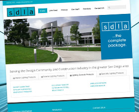 Mobile Friendly Website for SDLA