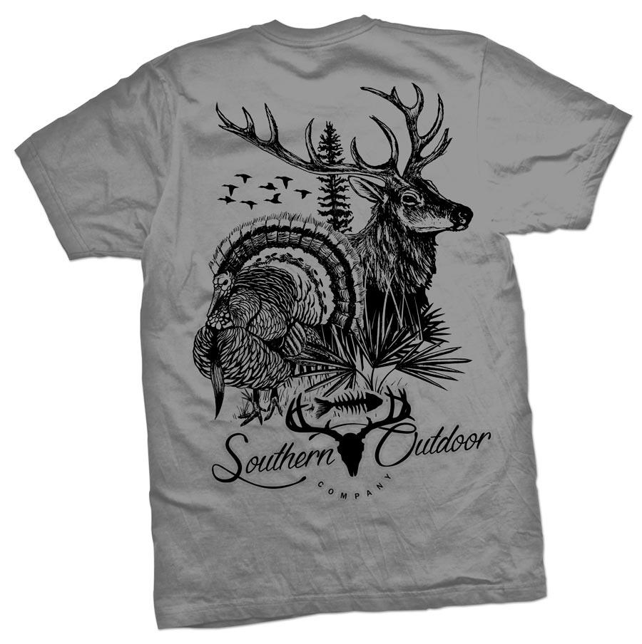 Custom apparel and t shirts marine logos websites t for Custom saltwater fishing shirts