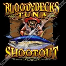 Bloodydecks Tuna Shootout