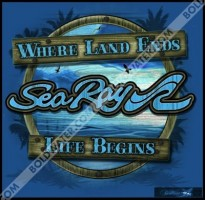 Sea Ray- Where Land Ends...