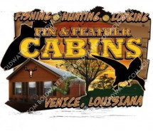 Fin & Feather Cabins