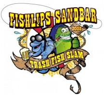 Fishlips Sandbar Trash Fish Slam