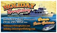 Holiday Sportfishing