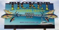 Ticket sign