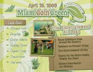 Miami Goin Green ppt slideshow