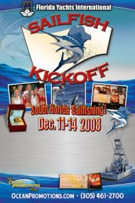 Sailfish Kickoff poster