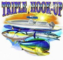 Triple Hook Up